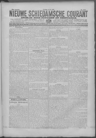 Nieuwe Schiedamsche Courant 1925-07-28