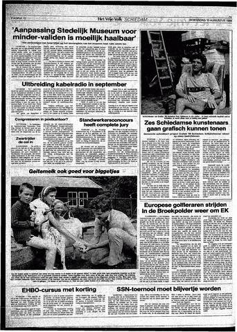 Het Vrije volk 1988-08-10
