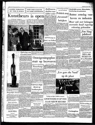 Rotterdamsch Parool / De Schiedammer 1964-07-23