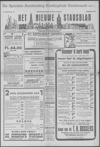 Het Nieuwe Stadsblad 1951-11-02
