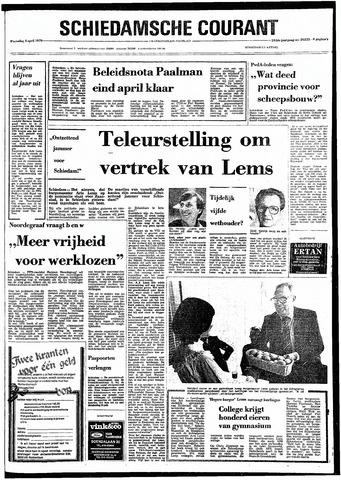Rotterdamsch Nieuwsblad / Schiedamsche Courant / Rotterdams Dagblad / Waterweg / Algemeen Dagblad 1979-04-04