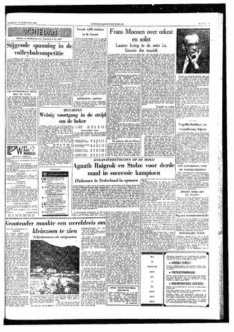 Rotterdamsch Nieuwsblad / Schiedamsche Courant / Rotterdams Dagblad / Waterweg / Algemeen Dagblad 1959-02-10
