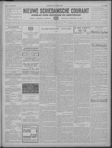 Nieuwe Schiedamsche Courant 1933-04-29