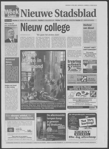 Het Nieuwe Stadsblad 2006-04-19