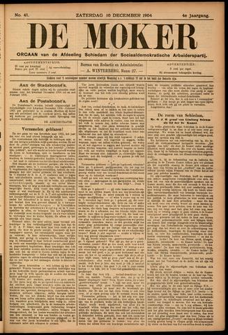 De Moker 1904-12-10