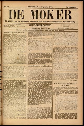 De Moker 1906-08-11