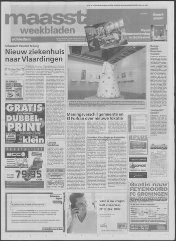 Maaspost / Maasstad / Maasstad Pers 2001-09-05