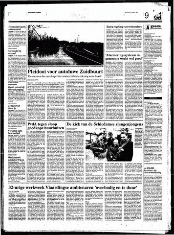 Rotterdamsch Nieuwsblad / Schiedamsche Courant / Rotterdams Dagblad / Waterweg / Algemeen Dagblad 1998-02-02