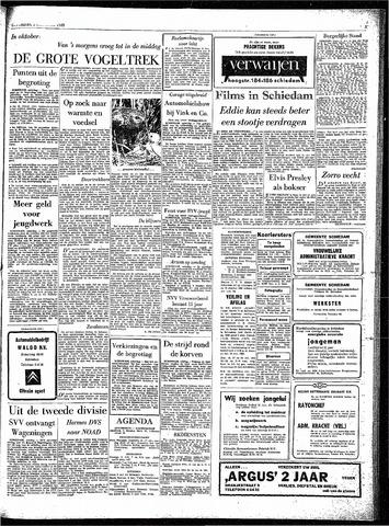 Rotterdamsch Parool / De Schiedammer 1963-10-05