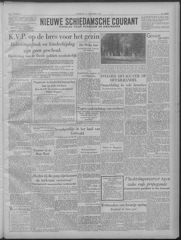 Nieuwe Schiedamsche Courant 1949-11-12
