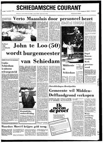 Rotterdamsch Nieuwsblad / Schiedamsche Courant / Rotterdams Dagblad / Waterweg / Algemeen Dagblad 1979-09-07