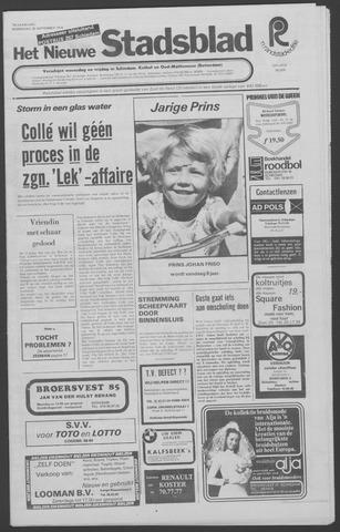 Het Nieuwe Stadsblad 1974-09-25