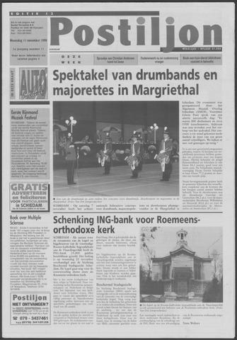 Postiljon 1998-11-11