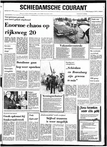 Rotterdamsch Nieuwsblad / Schiedamsche Courant / Rotterdams Dagblad / Waterweg / Algemeen Dagblad 1979-06-05
