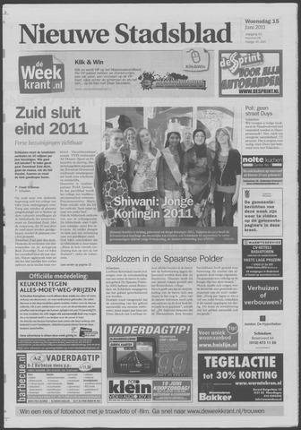 Het Nieuwe Stadsblad 2011-06-15
