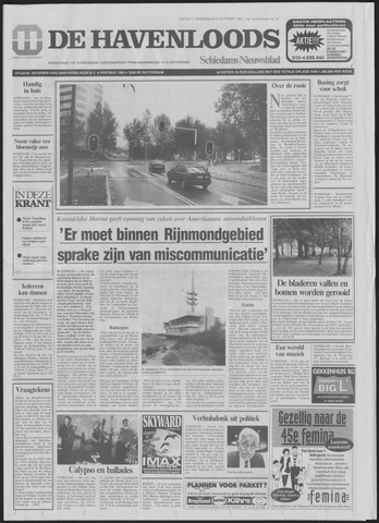 De Havenloods 1992-10-08