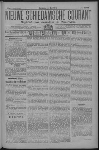 Nieuwe Schiedamsche Courant 1913-05-05