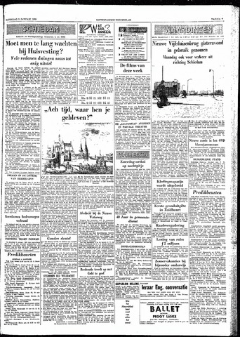 Rotterdamsch Nieuwsblad / Schiedamsche Courant / Rotterdams Dagblad / Waterweg / Algemeen Dagblad 1959-01-03