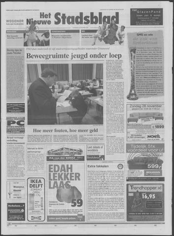 Het Nieuwe Stadsblad 2004-11-24