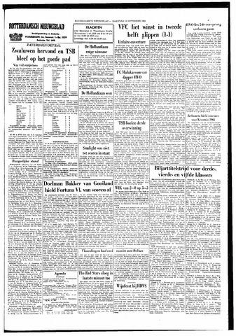 Rotterdamsch Nieuwsblad / Schiedamsche Courant / Rotterdams Dagblad / Waterweg / Algemeen Dagblad 1966-09-12