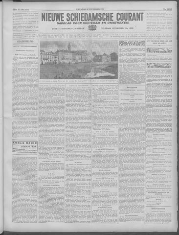 Nieuwe Schiedamsche Courant 1933-11-06