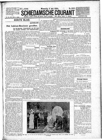 Schiedamsche Courant 1935-06-05