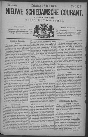 Nieuwe Schiedamsche Courant 1886-07-17