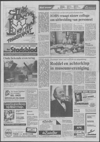 Het Nieuwe Stadsblad 1990-05-11