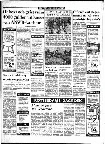 Rotterdamsch Parool / De Schiedammer 1970-07-15