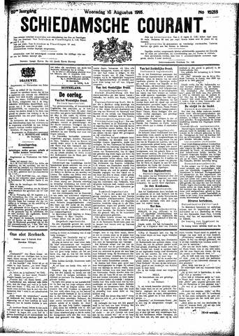 Schiedamsche Courant 1916-08-16