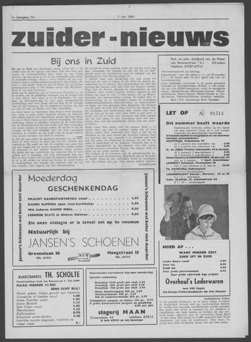 Zuider Nieuws 1963-05-09