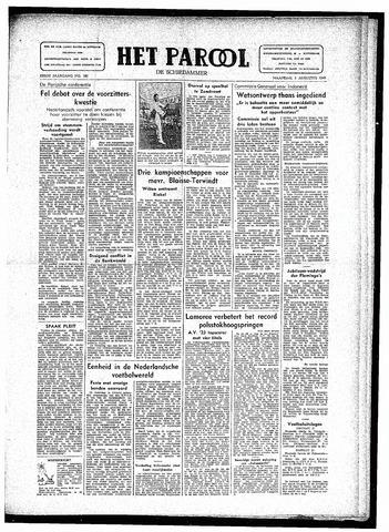 Rotterdamsch Parool / De Schiedammer 1946-08-05
