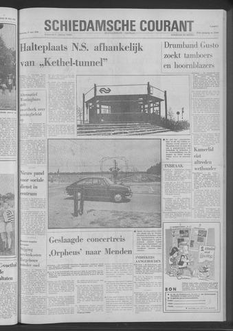 Rotterdamsch Nieuwsblad / Schiedamsche Courant / Rotterdams Dagblad / Waterweg / Algemeen Dagblad 1970-05-27