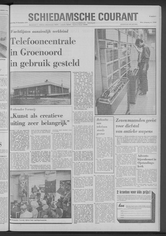 Rotterdamsch Nieuwsblad / Schiedamsche Courant / Rotterdams Dagblad / Waterweg / Algemeen Dagblad 1970-12-16