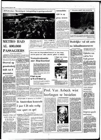 Rotterdamsch Parool / De Schiedammer 1968-02-12
