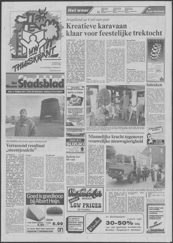 Het Nieuwe Stadsblad 1988-06-22