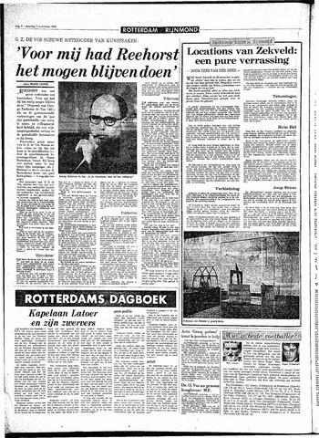 Rotterdamsch Parool / De Schiedammer 1970-11-07