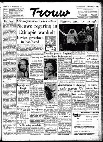 Trouw / De Rotterdammer 1960-12-16