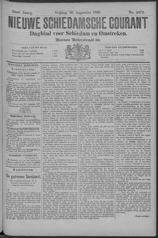Nieuwe Schiedamsche Courant 1897-08-20