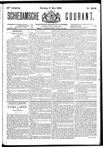 Schiedamsche Courant 1898-05-17