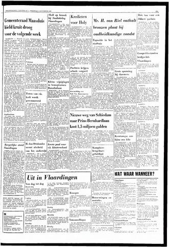 Rotterdamsch Nieuwsblad / Schiedamsche Courant / Rotterdams Dagblad / Waterweg / Algemeen Dagblad 1968-12-04