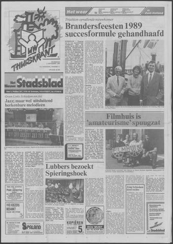 Het Nieuwe Stadsblad 1989-09-06
