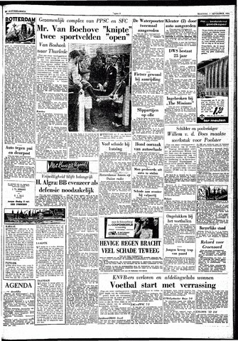 Trouw / De Rotterdammer 1964-09-07