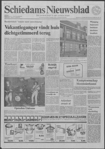 Schiedams Nieuwsblad 1981-02-18