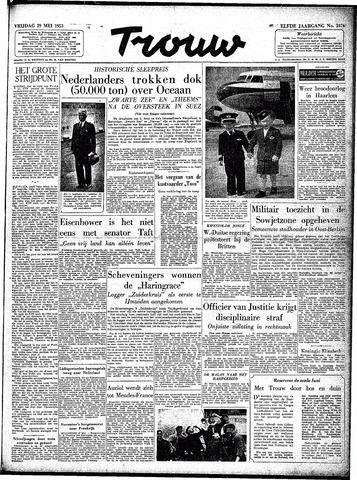 Trouw / De Rotterdammer 1953-05-29
