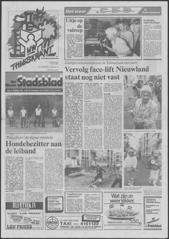 Het Nieuwe Stadsblad 1989-06-07