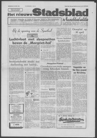 Het Nieuwe Stadsblad 1966-04-20