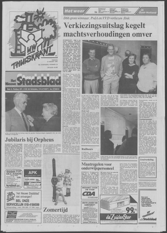 Het Nieuwe Stadsblad 1990-03-23