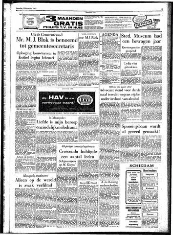 Rotterdamsch Parool / De Schiedammer 1961-12-16