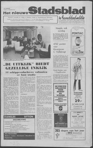 Het Nieuwe Stadsblad 1969-09-05